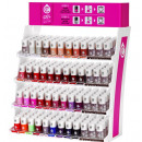 wholesale Other: CF Gel effect nail  polish counter display + assemb