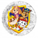 mayorista Artículos para el hogar: Paw Patro l- 8 platos de papel 23cm compostables