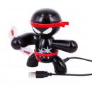 mayorista Informatica y Telecomunicaciones:Ventilador USB Ninja