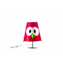 grossiste Lampes: Lampe de table Lucignolo (Rouge)