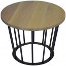 grossiste Meubles: Spinder design  Framer Coffee Table Noir / Chêne -