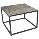 Spinder Design Ibiza Salontafel 60x60x40 - Blacksm