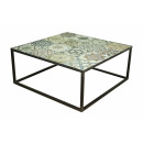 Spinder Design Ibiza Salontafel 80x80x35 - Blacksm