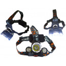 Cree LED head  lamp, Boruit, 3Leds with battery