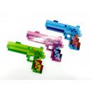 Pistolet jouet avec lumière + son