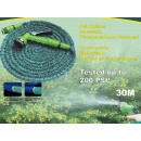 wholesale Garden Equipment: New garden hose  with nozzle 30m Quality Tested