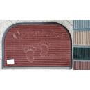 groothandel Tapijt en vloerbedekking:Deurmat voetmat 40x60cm