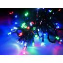 grossiste Chaines de lumieres: Chaîne légère Noël  LED 10m coloré avec 96 Leds