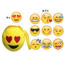 Smiley Borse  Emoticon  Mix , 13 centimetri