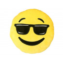 wholesale Cushions & Blankets: Smiley Pillows Emoticon cool , 35cm