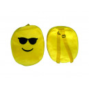 Smiley Rucksack  Emoticon   Mix  , 32cm x 23cm