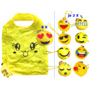 Smiley Bag  Emoticon  Mix , 36cm x 57cm