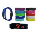 ingrosso Orologi da polso:LED Watch silicone