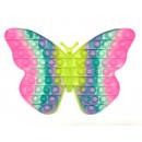 Antistress Spielzeug Pop it Schmetterling 30cm