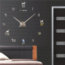 DIY Wall Clock 70cm-120cm