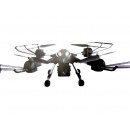 grossiste Electronique de divertissement: Big Quadrocopter  2.4GHz 606-2 avec caméra Wifi