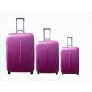 groothandel Koffers & trolleys: Roze reistas 3 harde case