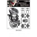 grossiste Piercing / Tatouage:Tattoo jetable étanche