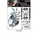 groothandel Sieraden & horloges: Wegwerp Tattoo waterdicht