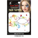 grossiste Piercing / Tatouage: Eye Shadow jetable Tattoo