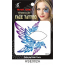 Großhandel Piercing / Tattoo:Eye Shadow Einmal-Tattoo