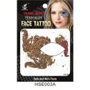 wholesale Piercing / Tattoo: Eye Shadow Disposable Tattoo