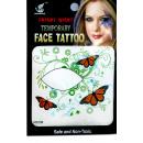 grossiste Piercing / Tatouage: Eye Shadow jetables de tatouage