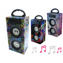 Portable Wooden  Speaker, By Colour; 27 * 1