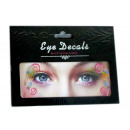 wholesale Piercing / Tattoo: Eye Shadow disposable tattoo with glitter