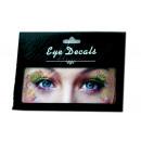ingrosso Piercing/Tattoo: Eye Shadow tatuaggio usa e getta con glitter