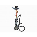 Hookahs, 6 * Black * 2 red, blue, green