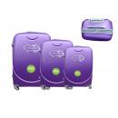 grossiste Valises et trolleys:Reisekoffer violet 3 886