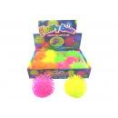 tampon LED boule Knautschball 10cm