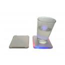Großhandel Tischwäsche:LED Glasuntersetzer
