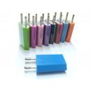 USB Ladegerät, farbesortiert