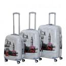 groothandel Koffers & trolleys:Reisekoffer 3 Carbon