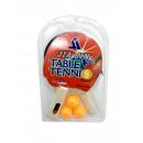 Großhandel Bälle & Schläger: Tischtennis Schläger/Ball-Set 5mm