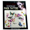groothandel Piercings & tattoos: Zodra gezicht tattoo waterdicht