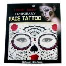 grossiste Piercing / Tatouage: Une fois le visage de tatouage imperméable