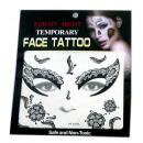 mayorista Piercings y Tatuajes: Una vez resistente al agua tatuaje de la cara