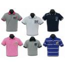 Polo Shirts Oberteile Men Poloshirt Bestickt Hemd
