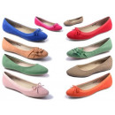 wholesale Shoes: Ballerina  Ballerinas Moka Moccasins Shoes