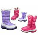 Kids Winter Boots Shoes lined coat