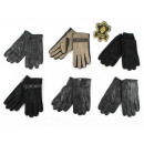 Men Gloves Genuine  Leather Gloves Gr. L-XXL