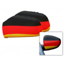 Outside Mirror Flags Germany Set of 2 car mirror