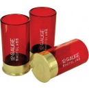 Shotgun cartridges  Shot Glasses Set of 4