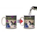 wholesale Puzzle: Where is the ball?  Coffee Mug - Football