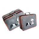 Children suitcase  set for boys and girls