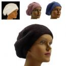 ingrosso Cappelli: Cappello cappello  di inverno  lavorato a maglia ...