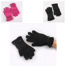 wholesale Gloves: Gloves for ladies in 2 colors